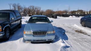 2000 Mercury Grand Marquis 4.6L V8 RWD