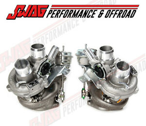 3.5 L Ecoboost >> Ford Performance Twin Turbo Upgrade Kit For 13 16 3 5l Ecoboost F