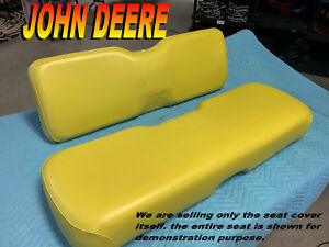 John Deere Gator Bench Seat Covers Xuv 550 Cover 550 S4 866 Ebay