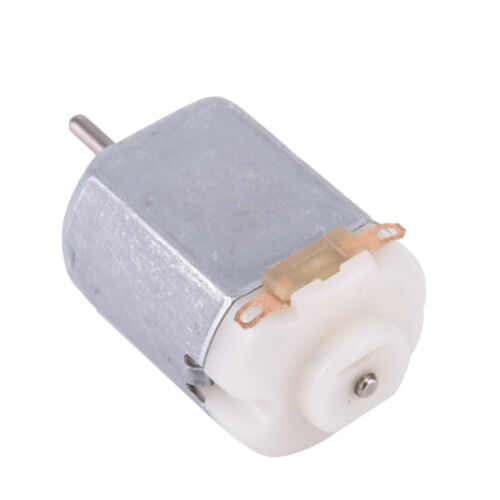 3Pcs Miniature DC Motor DIY Toy 130 Small Electric Motor 3V to 6V Low Voltage LL
