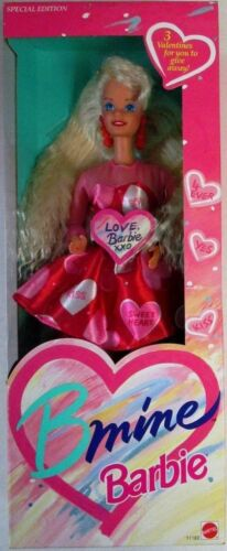 BARBIE, B Mine, SPECIAL EDITION 1993, Mattel 11182