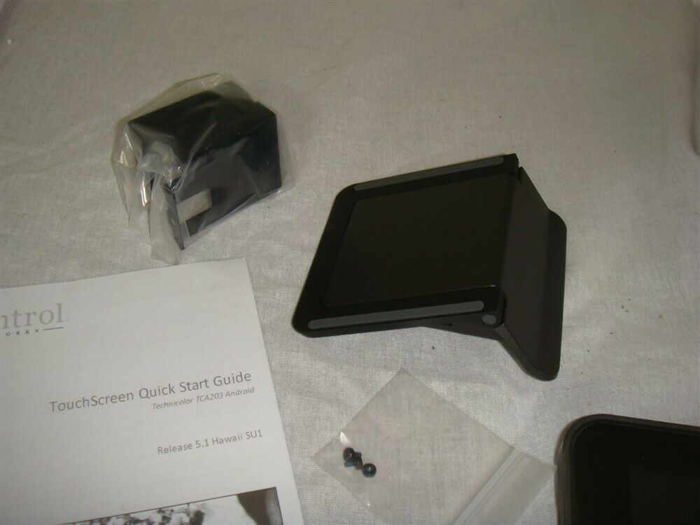 Brand New Technicolor iCONTROL TCA203 Home Automation TouchScreen LCD Android