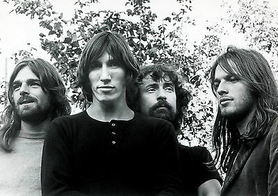 PINK FLOYD BAND Photo Poster Print Picture Art A2 A3 A4