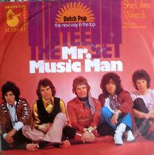 "7"" 1969 RARE In VG+++ ! THE TEE-SET : Mr.  MUsic Man"