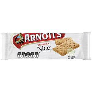 Arnott's Nice Biscuits 250g