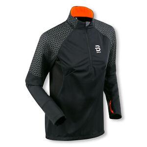 Bjoern-Daehlie-Damen-Funktionsshirt-Midlayer-Half-Zip-Mora-Langlauf-Ski-Pullover