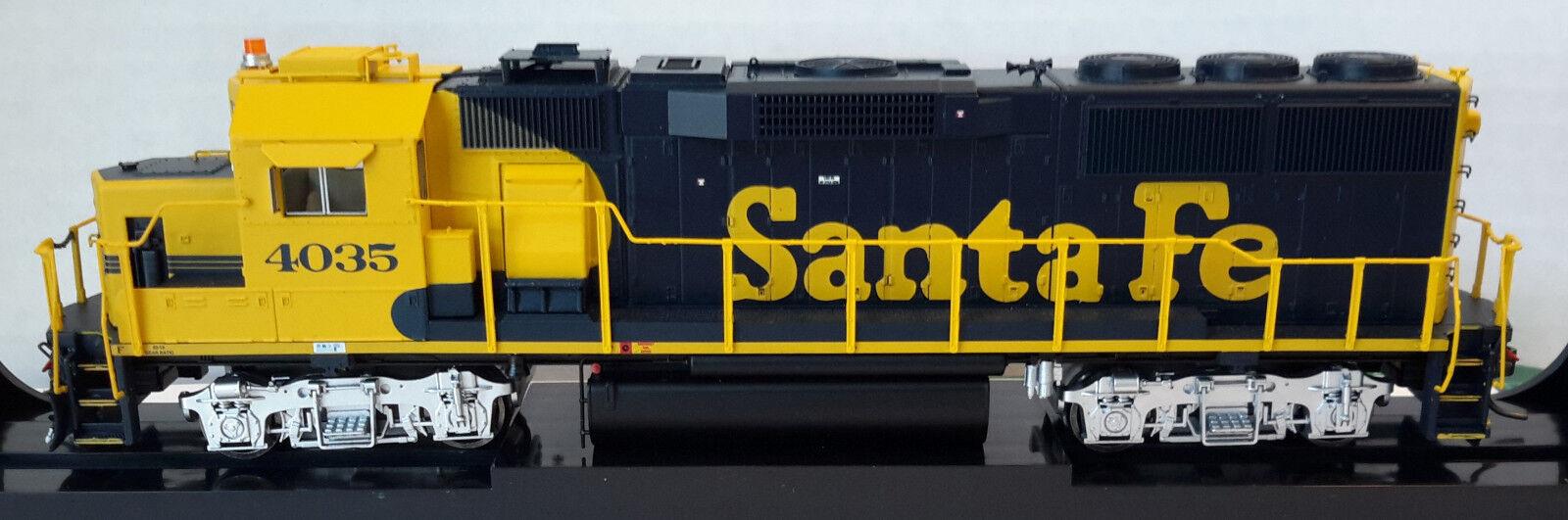 HO Scale Fox Valley Models GP60 'Santa Fe' DCC Ready Item  20253