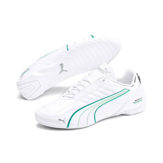 PUMA Men's Mercedes AMG Petronas Future Kart Cat Shoes