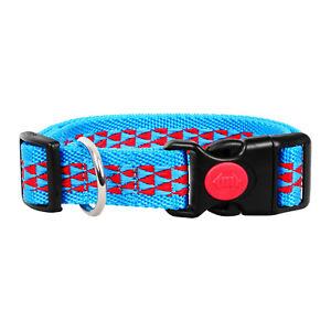 Hundehalsband-Hirukia-Nylonhalsband-Hunde-Hasband-Klick-Verschluss-mit-Sicherung