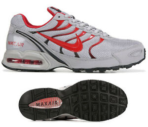 New-NIKE-Air-Max-Torch-4-Running-Training-Gym-Shoes-Mens-all-sizes-gray-red