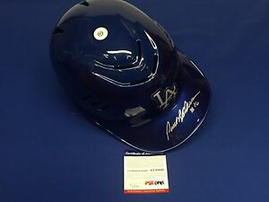 Paul Lo Duca Signed Los Angeles Dodgers Full Size Helmet PSA/DNA Cert #4A88845