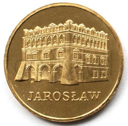 #898 UNC Poland 2 zloty 2006 Jaroslav Jarosław
