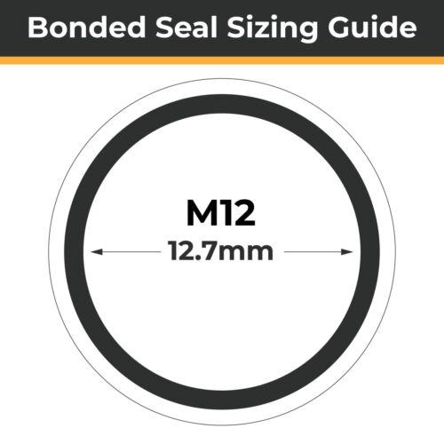 M20 M24 M16 Metric Dowty Washers - M10 M22 M18 Bonded Seals M14 M12