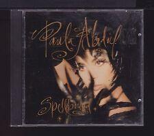 Spellbound by Paula Abdul - NM Used CD (1991) Dance R&B Pop