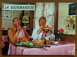 Carte postale restaurant le cabinet d'écritures d'élsie vandel écrire éros ateliers d'écriture à toulouse