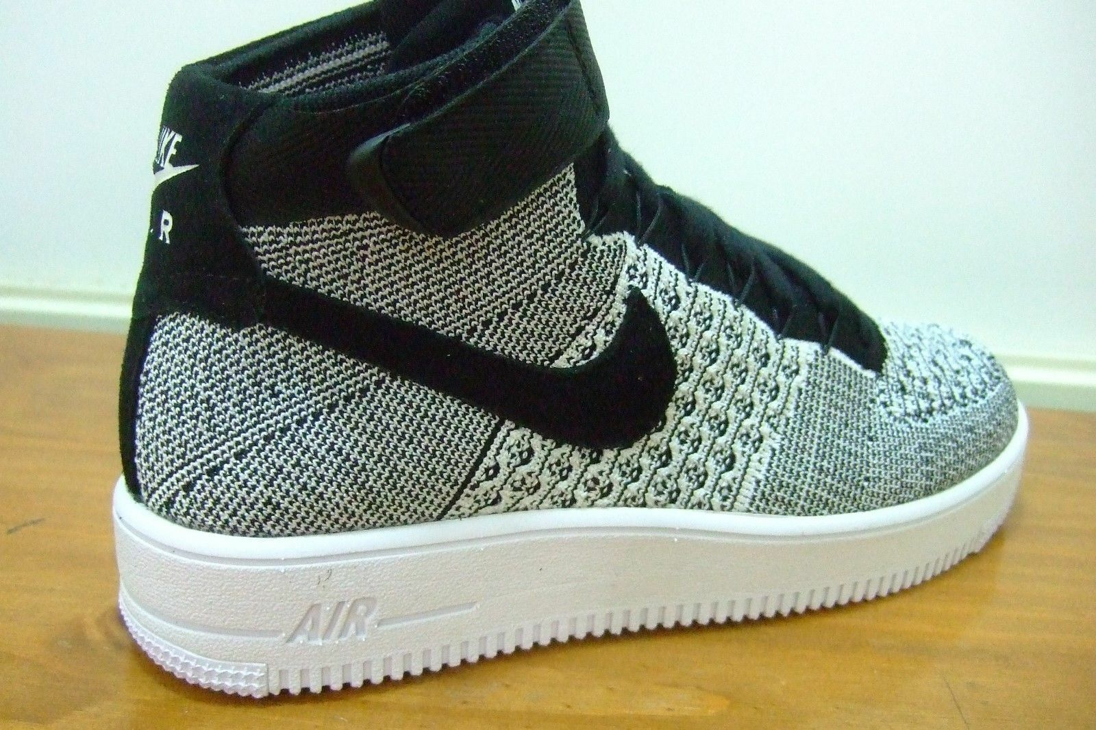 NIKE AIR FORCE 1 ULTRA FLYKNIT MID TRAINERS SIZE 7   817420 005