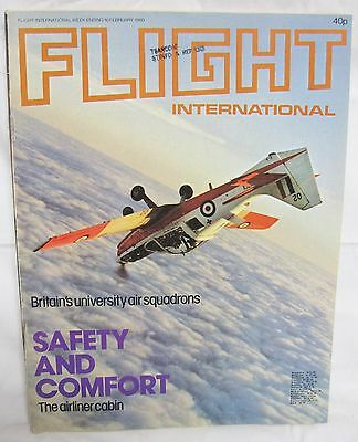 FLIGHT INTERNATIONAL February 16,1980 Magazine -Bell 214ST  aviation Airbus