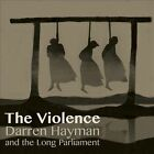 The Violence [Digipak] by Darren Hayman & the Long Parliament (CD, Nov-2012, Fortuna Pop)