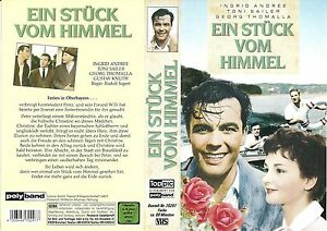 VHS-Ein-Stueck-vom-Himmel-Ingrid-Andree-Toni-Sailer-Georg-Thomalla-1958