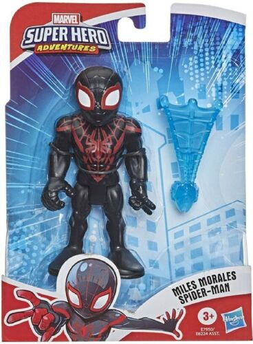 Miles Morales  E6224EU42//E7950  Hasbro PlaySkool Super Hero Adventures