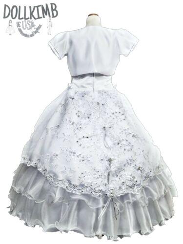 Wholesale Mary First holy Communion Dresses Girls Vestido de primera comumion
