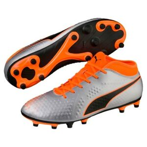 6994c9626 PUMA Uprising One 4 FG Mens Sock Football BOOTS Size 10 for sale ...