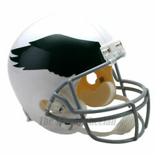 PHILADELPHIA EAGLES 69-73 THROWBACK NFL FULL SIZE REPLICA FOOTBALL HELMET