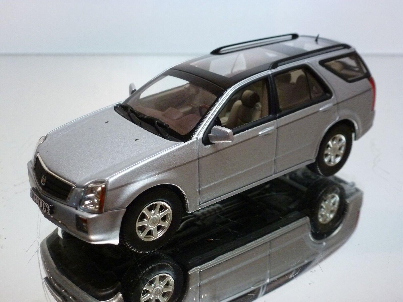 precio al por mayor NOREV CADILLAC SRX 2005 - gris METALLIC 1 1 1 43 - EXCELLENT - 10  calidad oficial