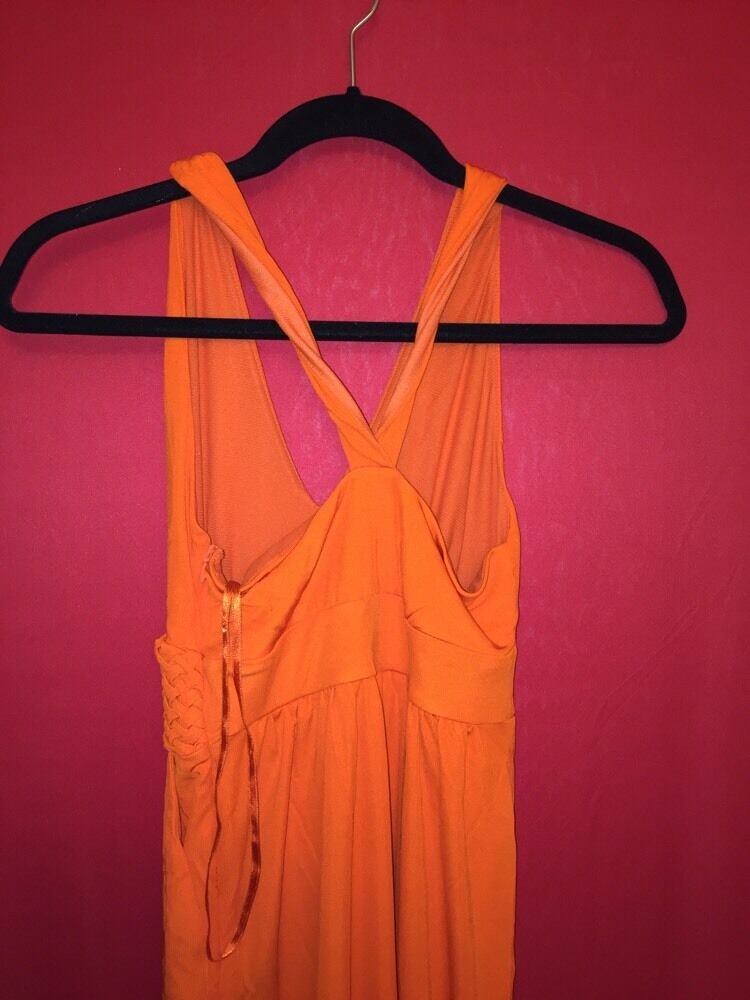 NWT Anthropologie Yuma Maxi Maxi Maxi Dress by Maeve Size 0P Coral b05895