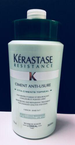 Kerastase Resistance Ciment Anti Usure From L'oréal   28.8 Fl Oz by Kérastase