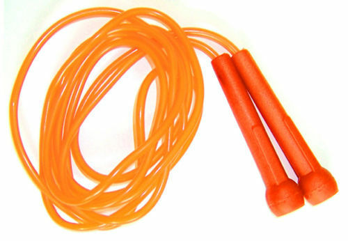 Plastic Skipping Rope Jump Jumping Speed Rope Exercise Fitness Rope 9-ft Gym