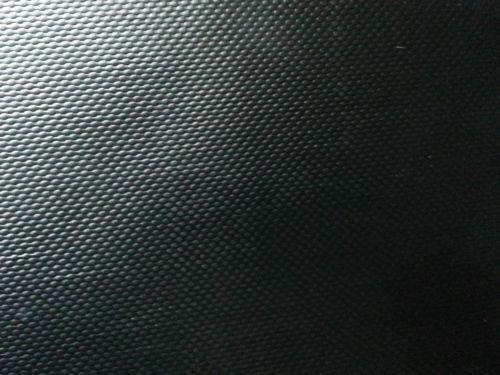 UV RESISTANT WATERPROOF ROTPROOF  BLACK MARINE TARPAULIN CANVAS VINYL X 12 METRE
