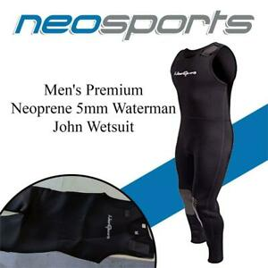 NEW NeoSport Mens Premium Neoprene 5mm Waterman John Wetsuit Condtion: New. Medium, B.F (A77)(3569362) Oakville / Halton Region Toronto (GTA) Preview