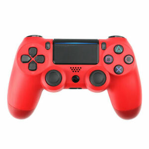 Brand-New-Wireless-Controller-For-SONY-Dualshock-4-PlayStation-4-PS4-Pro-RED