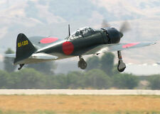 1/10 Scale Royal Marutaka Japanese WW-II Mitsubishi A6M Zero Plans & Templates