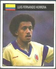 ORBIS 1990 WORLD CUP COLLECTION-#370-COLOMBIA-LUIS FERNANDO HERRERA
