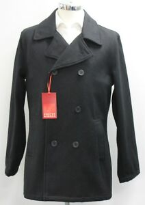 Double Wool Black Breasted amp; Sample Jones Men's Peacoat 3466 m Carter fPwYOqyt