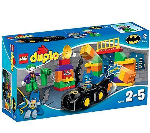 LEGO 10544 BATMAN SFIDA DI JOKER LEGO DUPO SUPER HEROES NUOVO SCATOLA SIGILLATA