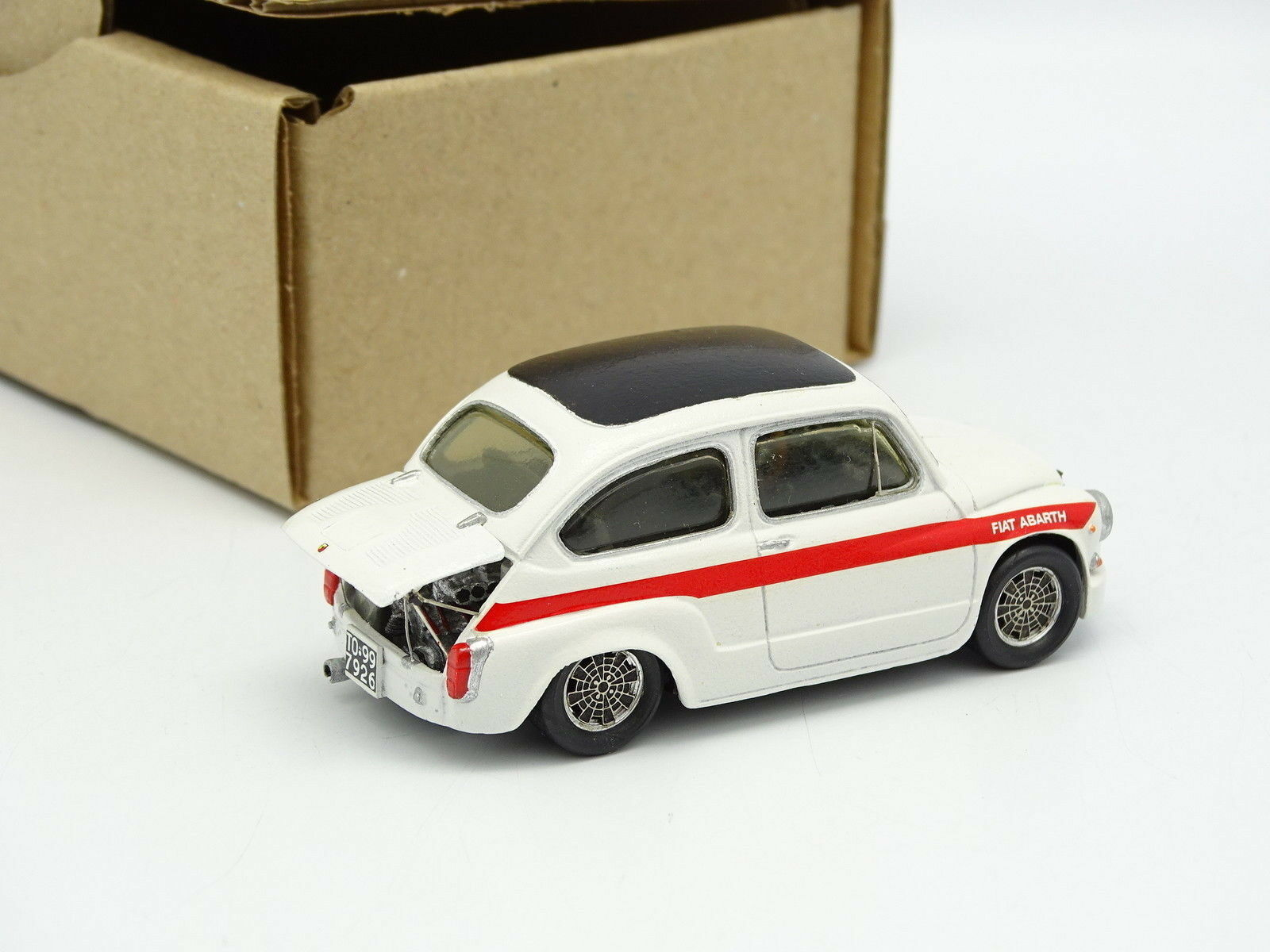 Provence Provence Provence Riproduzione Kit Montato 1 43 - Fiat Abarth 1000 TC 633af0