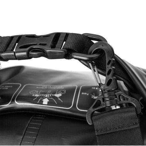 ROCKBROS Water Bag Outdoor Waterproof Cycling Hiking Camping Black Backpack 10L