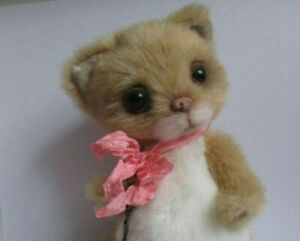 OOAK-Artist-teddy-bear-cat-7-034-OOAK-Artist-teddy-bear-kitten-7-034