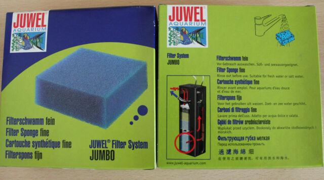 Juwel Filterschwamm fein Bioflow 8.0 / Jumbo Filter System