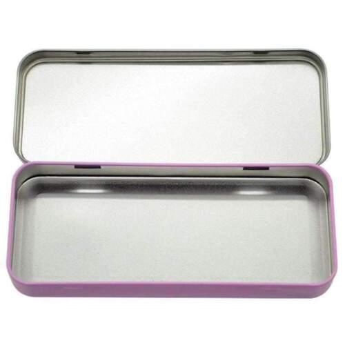 Personalised Any Name Unicorn Pencil Case Tin Girls School Kids Stationary 5