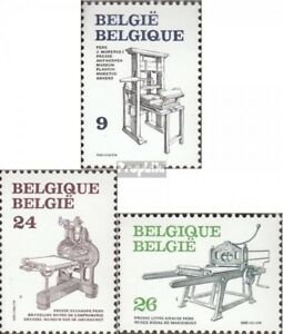 Belgium-2361-2363-mint-never-hinged-mnh-1988-Typography