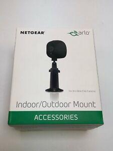 Arlo-Pro-Netgear-NIB-Indoor-Outdoor-Mount-Black-No-Camera-E1