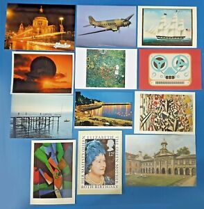 Collection-of-12-NEW-Postcards-great-for-Postcrossing-Competitions-Crafts-P1