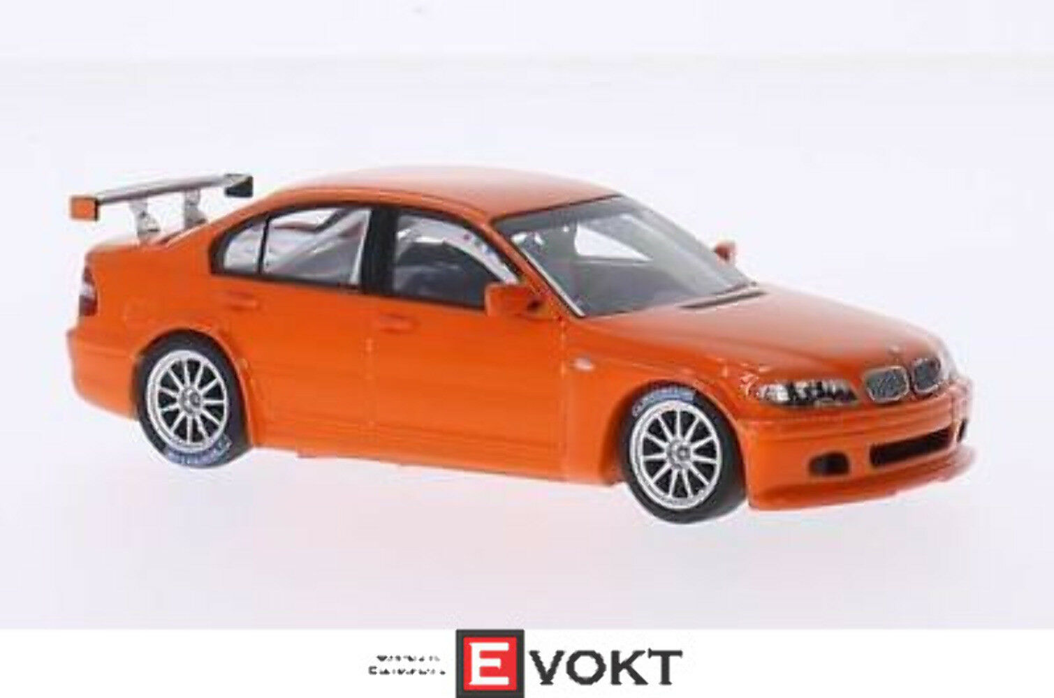 BMW 320i (E46   4), orange, 1 43, Minichamps