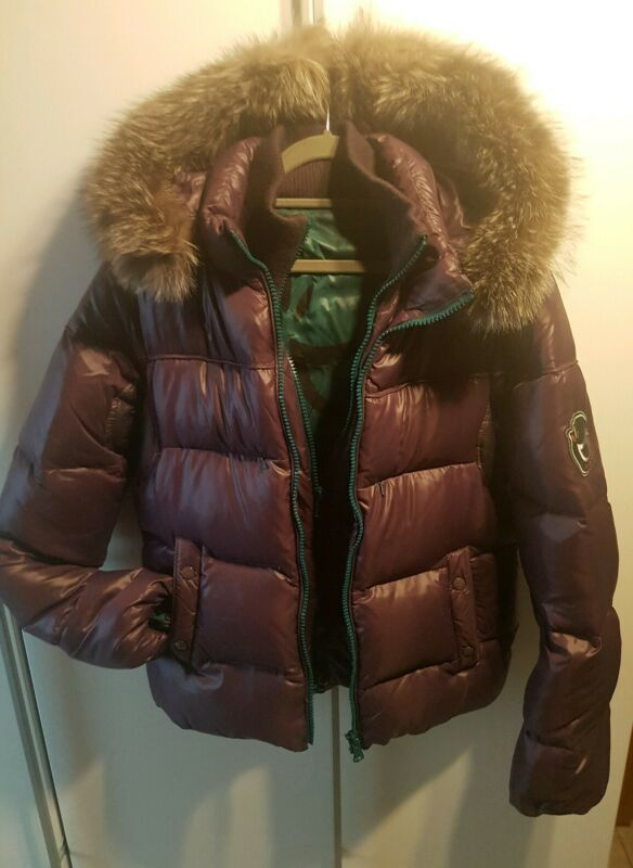 Winter Daunen Jacke Damen