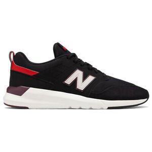 Detalles de Zapatillas deportivas negras para hombre NEW BALANCE MS009LA1