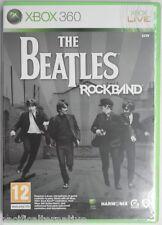 Import UK: occasion complet jeu THE BEATLES ROCKBAND pour xbox 360 game musique